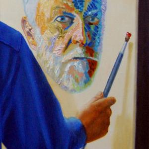 Aidan Hickey Paints, Aidan Hickey, Painter, Ireland, Portraits,